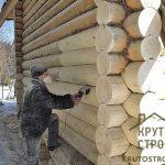 Обработка деревянных стен. Чем и когда обрабатывать древесину?