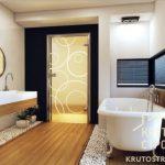 Межкомнатные двери в ванной. Какие лучше выбрать?