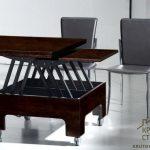 Журнальные столы на колесиках – их особенности, преимущества