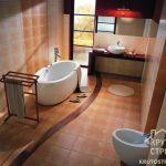 Плитка для пола ванной комнаты: советы по выбору