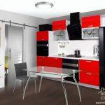 Какого цвета кухонный гарнитур выбрать?